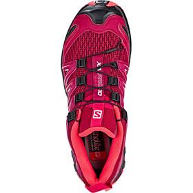 Salomon XA Pro 3D Shoes Women beet red/cerise./black